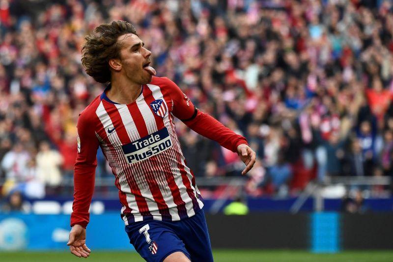 Antoine Griezmann a officialisé mardi son départ de l'Atlético Madrid. Sa destination n'est pas encore connue, mais la presse espagnole le place à nouveau dans l'orbite du Barça. Pierre-Philippe Marcou/AFP