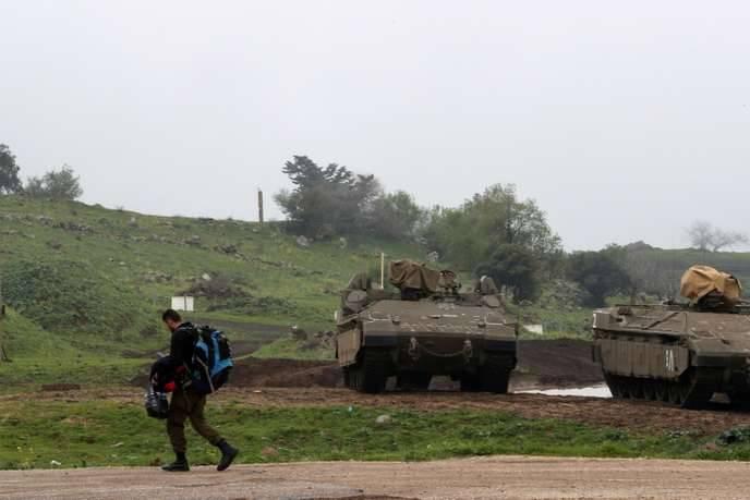 Syrie: au moins 11 morts après des frappes israéliennes