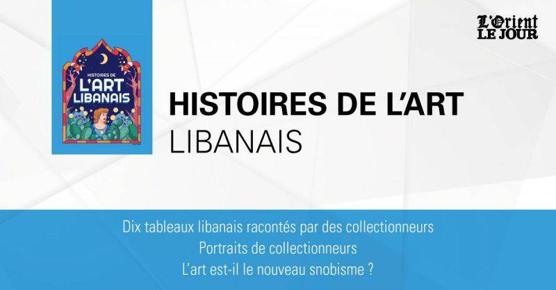 Histoires de l'art libanais