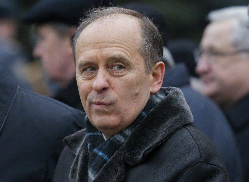 Le patron des services de renseignements russes Alexandre Bortnikov.  Photo d'archives/REUTERS/Maxim Shemetov
