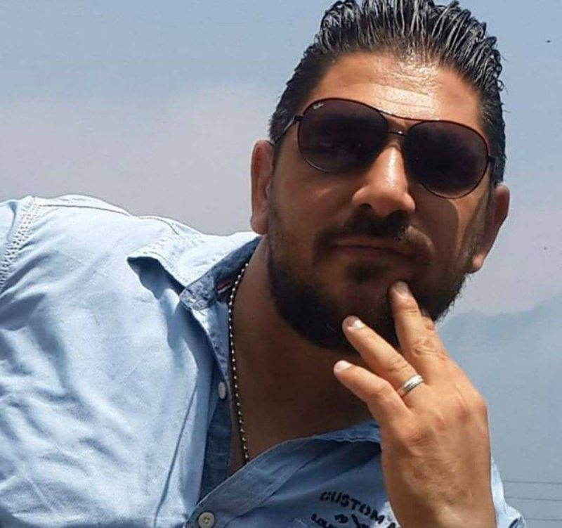 Dany Abi Haïdar, un jeune libanais qui s'est suicidé par balle mercredi. Photo tirée de Facebook
