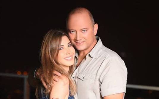 La chanteuse Nancy Ajram et son époux, Fady Hachem. Photo tirée de la page Facebook de Nancy Ajram