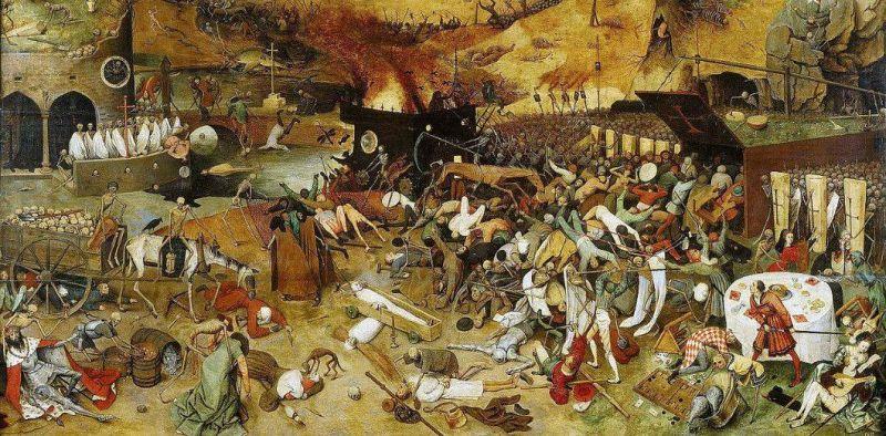 Quand la peste noire emportait le Moyen-Orient - L'Orient-Le Jour